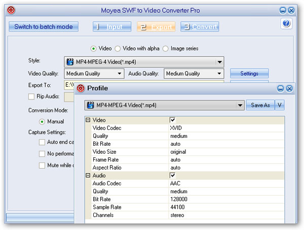 Import Flash SWF Files to Online Video Editing Software Kaltura