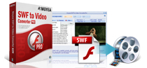 Convert SWF to Video